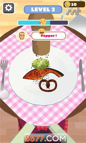 炙烤主厨无限金币版app开发价钱