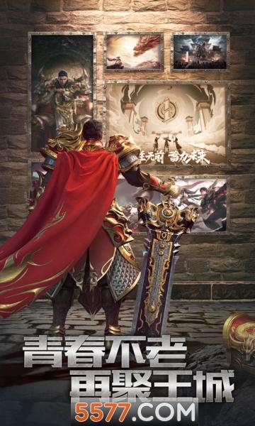 王城英雄打金传说客户端