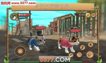 在线模拟猫无限金币中文版