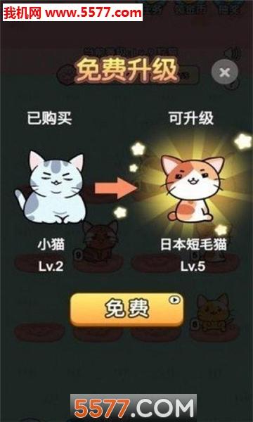 猫咪星球合成赚钱游戏截图0