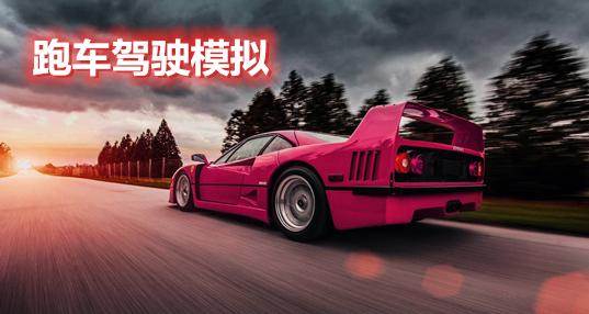 2020跑车驾驶模拟