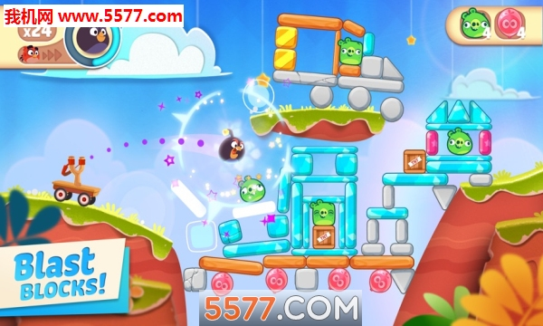 Angry Birds Casual安卓版截图3
