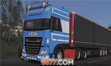 欧洲大卡车模拟器安卓版