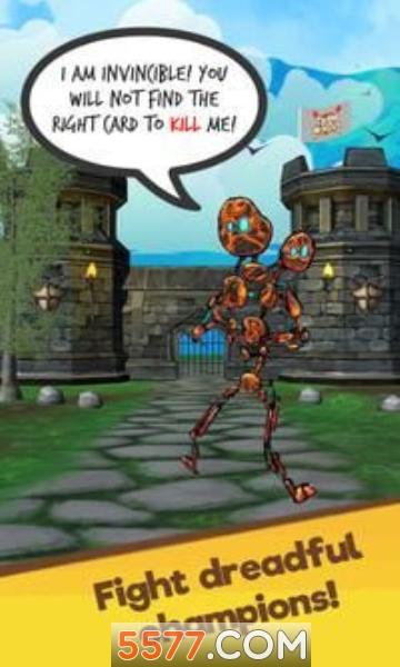 ��你的怪物安卓版截�D1