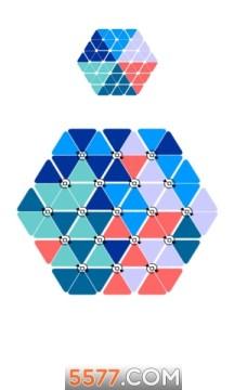 最强大脑六色谜盘