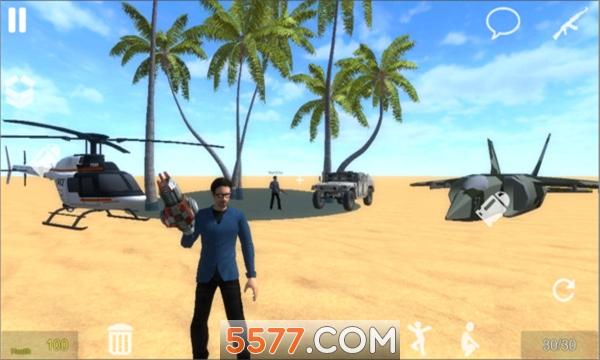 沙盒模拟器2手机版截图0