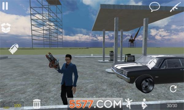 沙盒模拟器2手机版截图1
