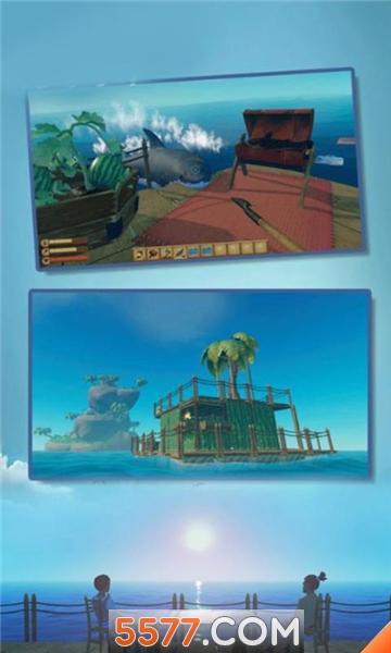 模拟木筏生存手机版