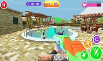 泳池派对射手安卓版(WaterGun)
