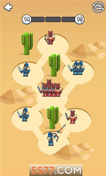 全面战斗模拟器手机版游戏