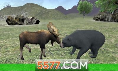 森林动物模拟器游戏