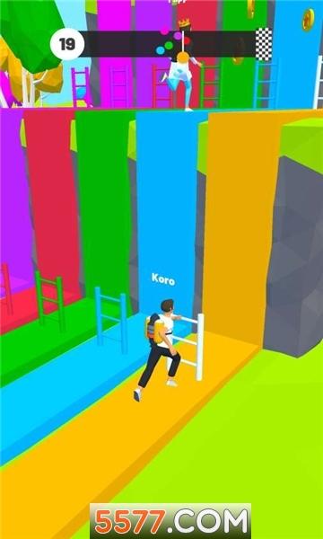 登梯跑酷安卓版截�D2