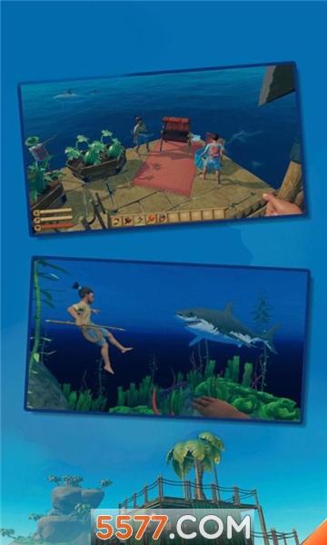 模拟木筏生存手机版截图2