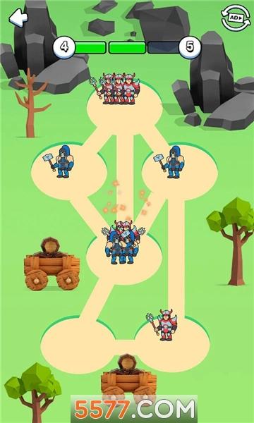 全面战斗模拟器手机版游戏截图0