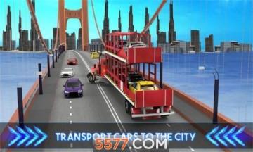 汽车运输拖车卡车驾驶游戏