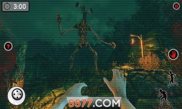 警笛头恐怖森林游戏手机版