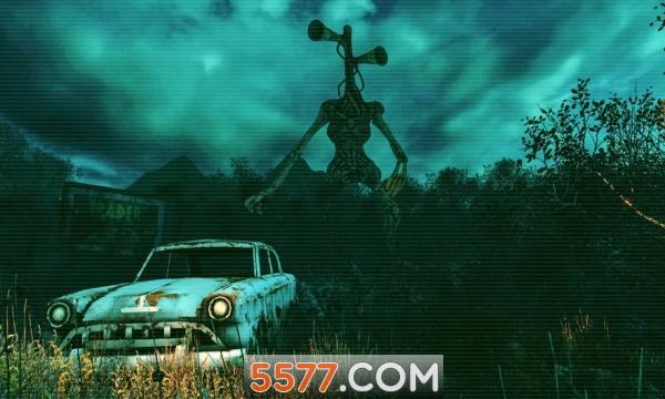 警笛头恐怖森林游戏手机版截图2