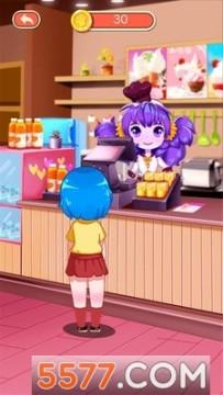 宝宝儿童甜品店游戏