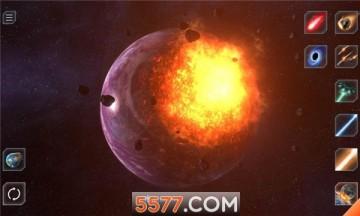 抖音星球毁灭模拟器2中文版