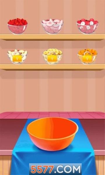 宝宝儿童甜品店游戏截图1