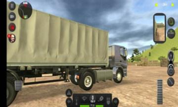 模拟卡车真实驾驶2021版