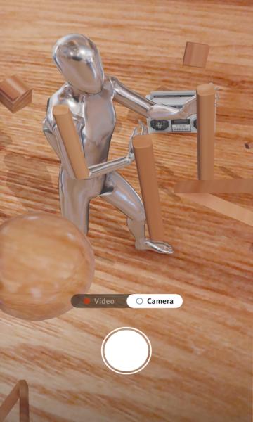 WOW AR ART安卓版app开发机制