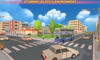 像素巴士模拟器官方版截图2