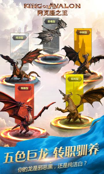 阿瓦隆之王权力游戏版截图1