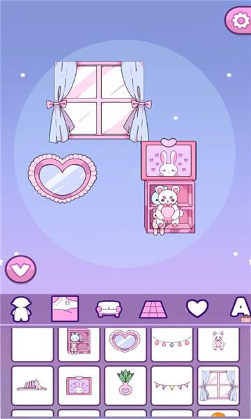 我的盲盒樱花女孩安卓版截图1