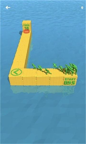 孤岛逃生3D安卓版截图0