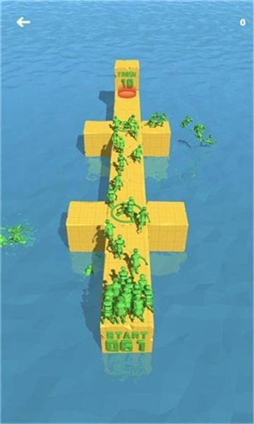 孤岛逃生3D安卓版截图2