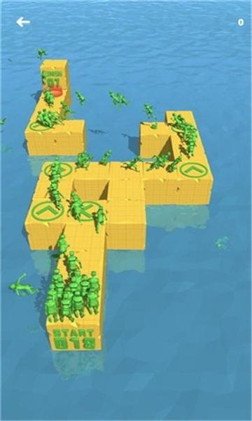 孤岛逃生3D安卓版截图1
