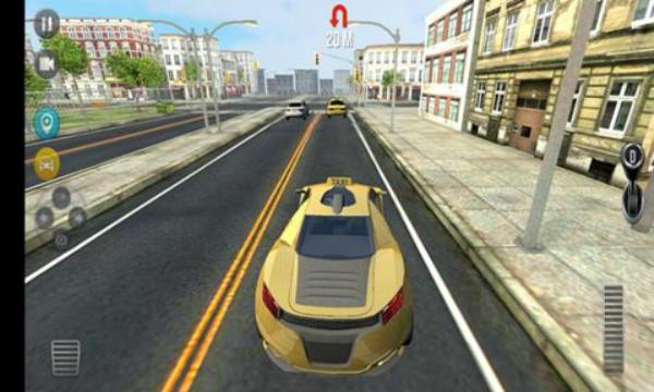 模拟疯狂出租车经典版
