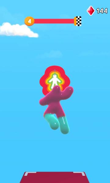 抖音小游戏超级粘液人正版截图0