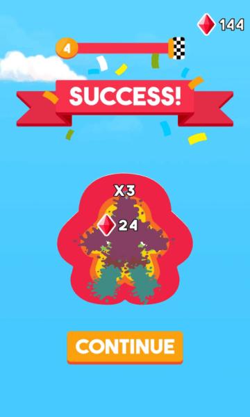 抖音小游戏超级粘液人正版截图2