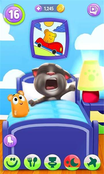 《我的汤姆猫2全新升级版如何制作自己的app》