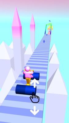 车轮爬楼梯安卓版可以约的免费的app