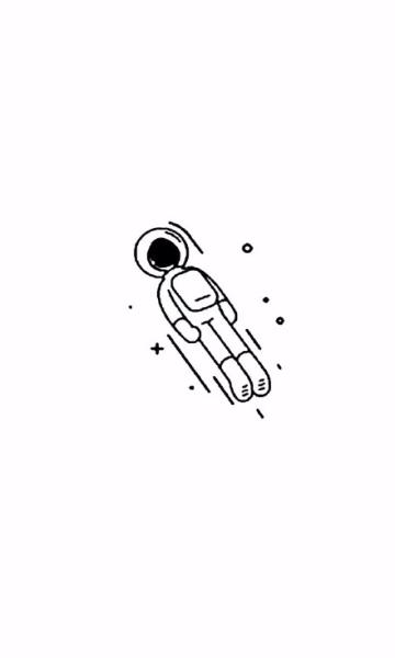 苹果手表宇航员表盘动态壁纸截图0