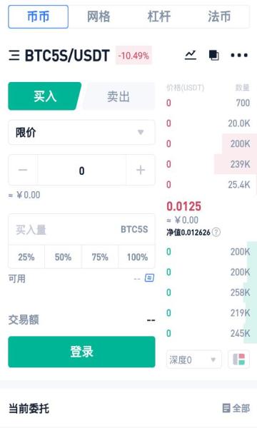 bitmec交易所app截图0
