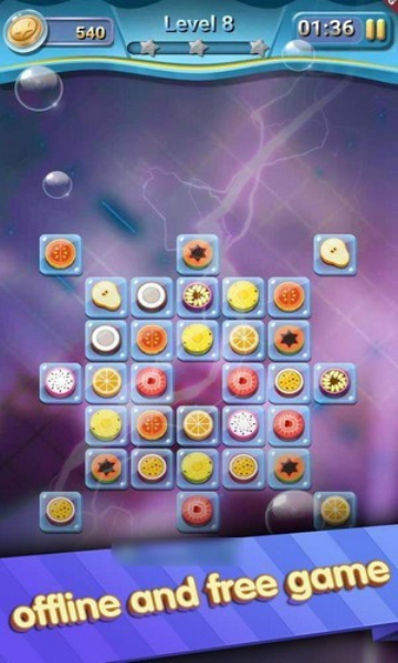 水果闪电方块(Link The Tile)手机版截图1