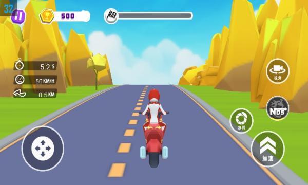 极限摩托狂飙2手机版截图2
