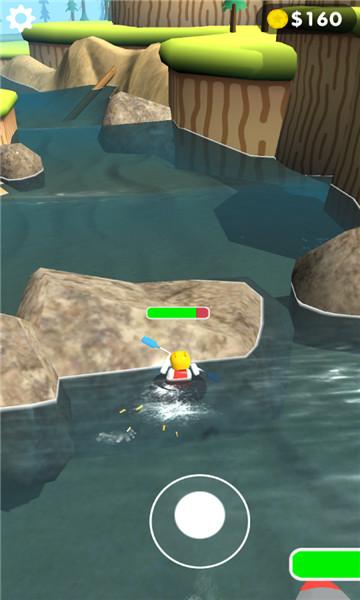 疯狂大浪3D安卓版截图0