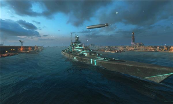 战舰世界闪击战星空挑战者版本截图2
