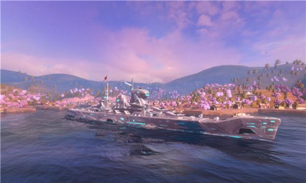 战舰世界闪击战星空挑战者版本截图1