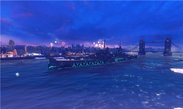 战舰世界闪击战星空挑战者版本截图0