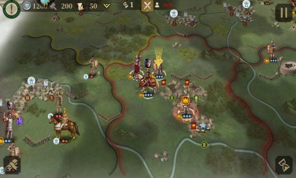 帝国军团罗马安卓版截图2