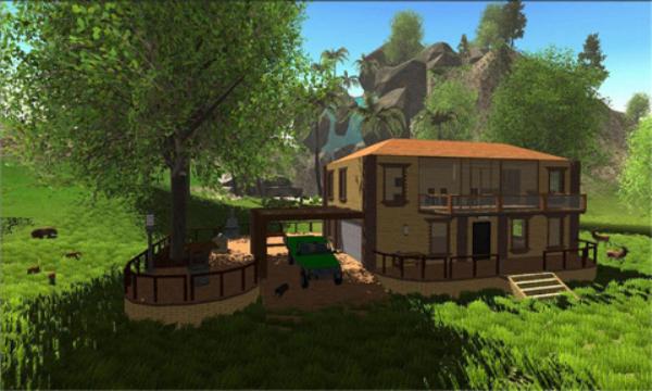 极限冒险挑战3D游戏截图1