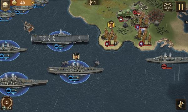 钢铁命令将军的荣耀3游戏截图0