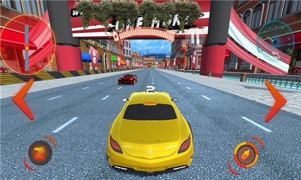 街头赛车2无限金币版截图0