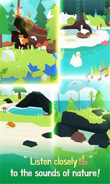 森林小岛安卓版截图1
